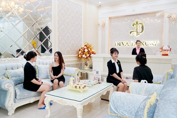 Diva spa Tiền Giang nơi giúp bạn xinh đẹp hơn, tự tin hơn 1