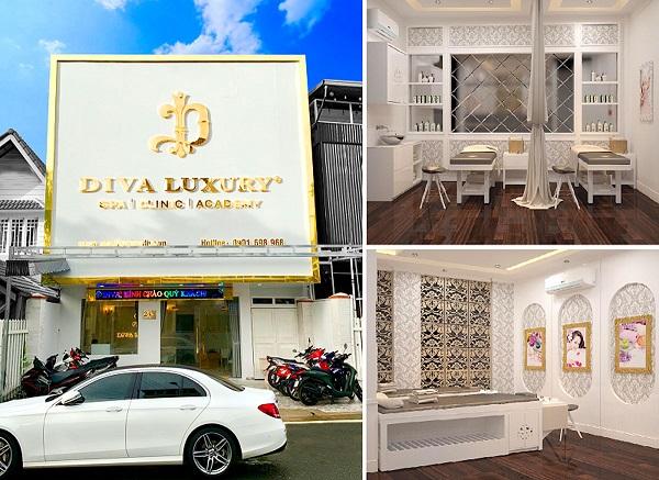 Thẩm mỹ Diva - Địa chỉ vàng trong làng làm đẹp 2