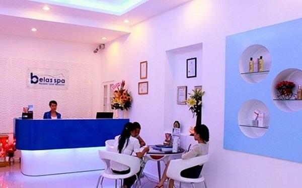 Top spa ở Sài Gòn đạt điểm 10 về chất lượng 1