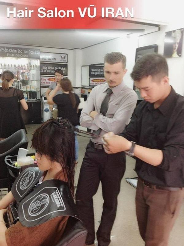 Tạo style cực chuẩn ở những địa chỉ làm tóc đẹp ở Cần Thơ 2
