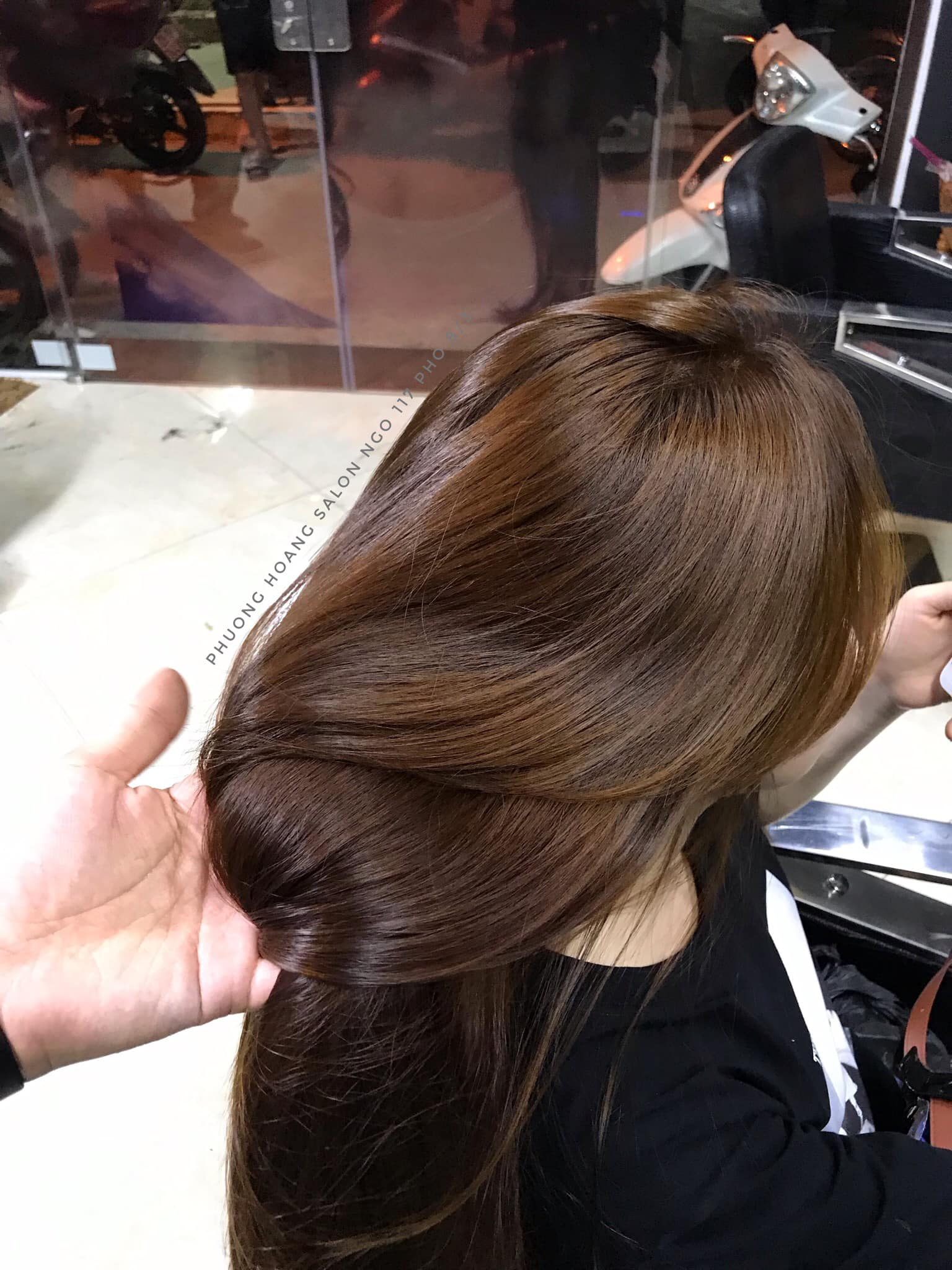 4 Địa chỉ làm tóc đẹp Linh Đàm cập nhật xu hướng làm tóc HOT nhất 3