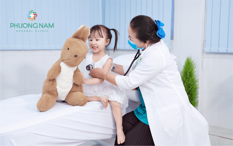 Kiến thức khám sức khỏe tổng quát cho trẻ em bố mẹ nên trang bị 3