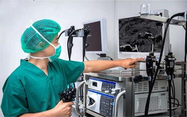 Tìm hiểu về máy nội soi đại tràng công nghệ mới nhất hiện nay 2