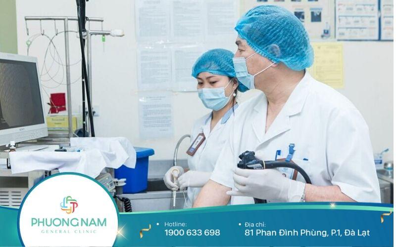 Diễn biến quá trình nội soi dạ dày như thế nào? 3